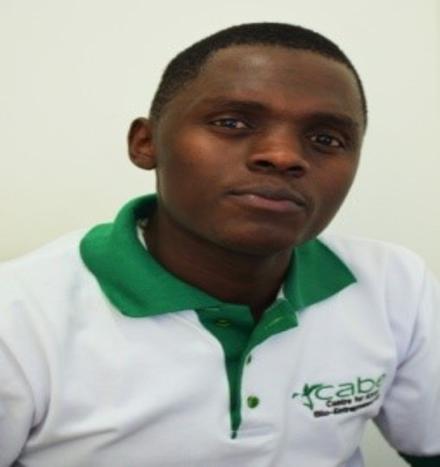 Mr. Christopher Ojiambo