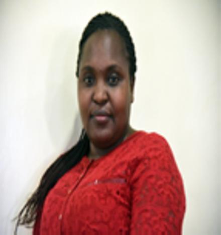 Ms Bernadine Mutanu